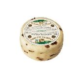 Caciotta latte misto  Mucca e pecora alle noci Valmetauro - Formaggi Tre Valli