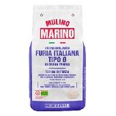 Farina Tipo 0 Manitoba da Agricoltura Biologica - Mulino Marino