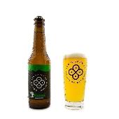 Les Bières du Grand St. Bernard - LAGER HELLES Napea