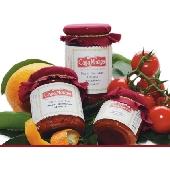 Patè di pomodoro ciliegino Siciliano aroma arancia - Casa Morana