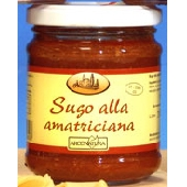 Sugo all'amatriciana - Arconatura