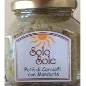 Patè di Carciofi con Mandorle - SoloSole