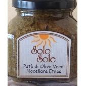 Patè di Olive Verdi Nocellara Etnea - SoloSole