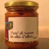 Pat� di Tonno in Olio d'Oliva Mare Puro