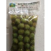 Olive verdi dolci in salamoia -  Aziienda agricola Melia