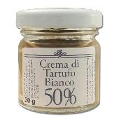 Crema Tartufo Bianco Al 50% - I Peccati Di Ciacco