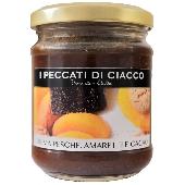 Crema Pesche Amaretti Cacao - I Peccati Di Ciacco
