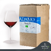 Nero d'Avola Biologico IGP 2015 - Bag 5 Lt.