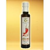 Condimento  Aglio e Peperoncino a base di olio extravergine di oliva - Oleificio Costa