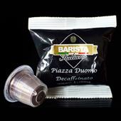 Caffè Decaffeinato in Capsule compatibili Piazza del Duomo - Barista Italiano