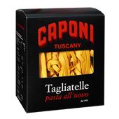 Tagliatelle all'uovo Caponi