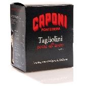 Tagliolini all'uovo con tartufo Caponi