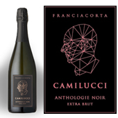 Anthologie Noir Franciacorta Extra Brut D.O.C.G. Millesimato - Camilucci