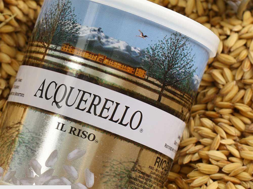 """Acquerello ist weltweit der erste Carnaroli """"Extra"""" Reis"""