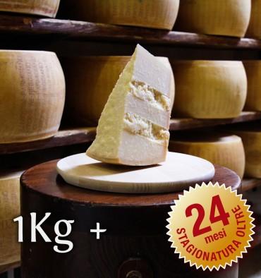 Parmigiano Reggiano Vacche Rosse : Solo il latte migliore diventa formaggio d'eccellenza