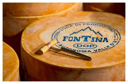 Fontina Dop  è Valle d'Aosta.