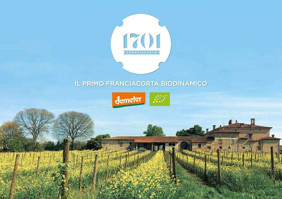 1710 Franciacorta the first Franciacorta biodynamic wine