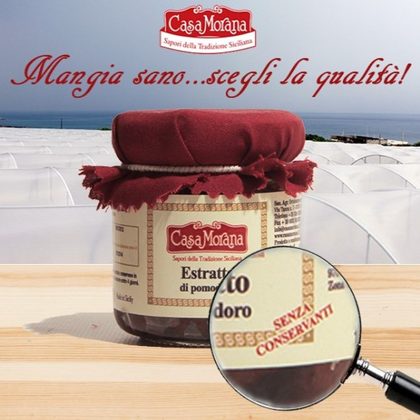 Casa Morana: We cultivate the taste