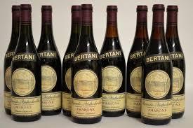 Amarone Classico Bertani Classic, Enduring, Elegant