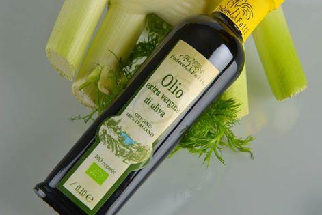 Natives Olivenöl extra von Oliva Garda Bresciano DOP (geschützte Ursprungsbezeichnung) - Podere dei Folli