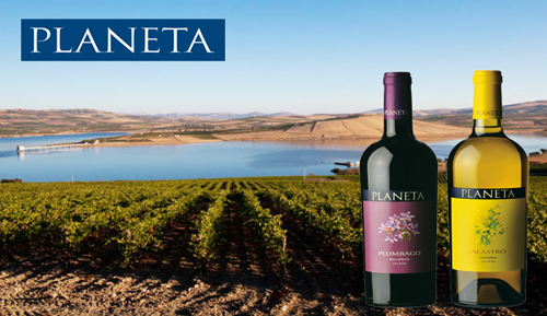 The Planeta family is a wine, actually many wines