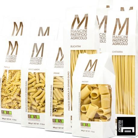 """L'azienda agricola Mancini ha da sempre condotto i propri campi con l'impostazione di un agricoltore """"diligente""""."""