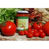 BioColombini: biologische Tomatensoße