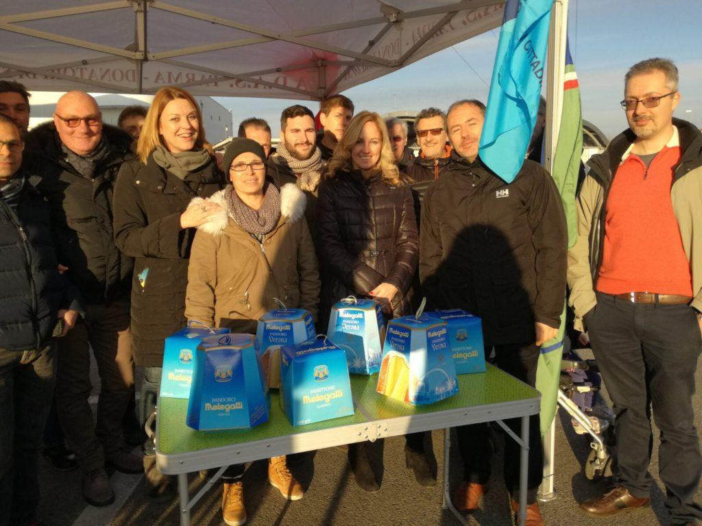 Acheter italien et soutenir nos ouvriers: un Melegatti pandoro pour Noël