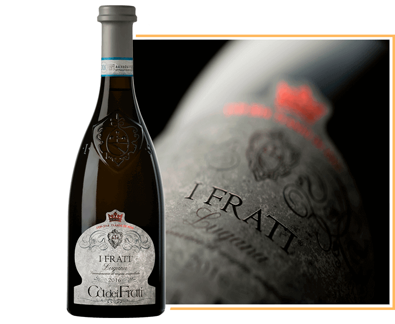 Lugana Cà dei Frati: It is a young and fresh wine that always surprises.