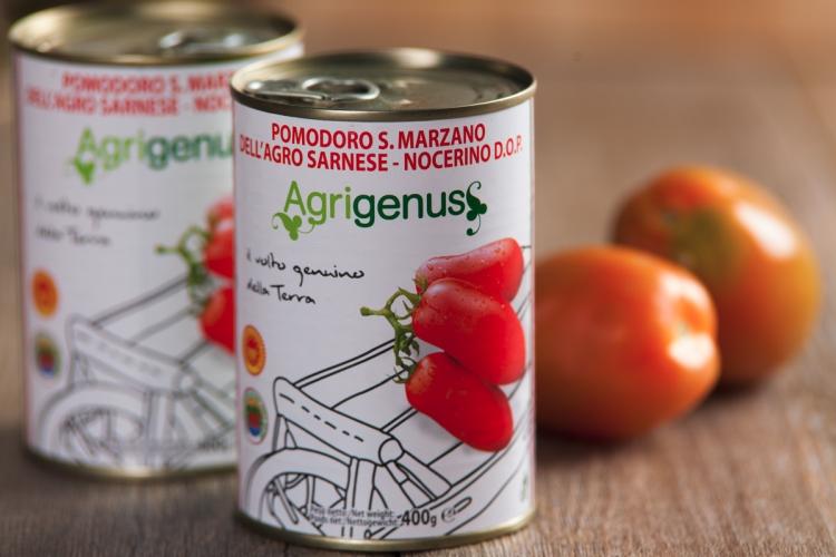 Tomate San Marzano D.O.P: Respetamos el ciclo biologico natural del tomate