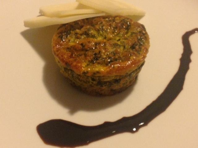 Spinat-Käse-Törtchen (mit Primosale Käse)