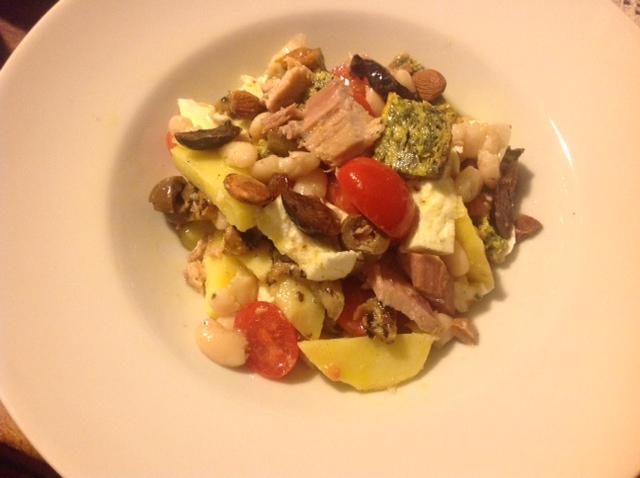 Sizilianischer Salat