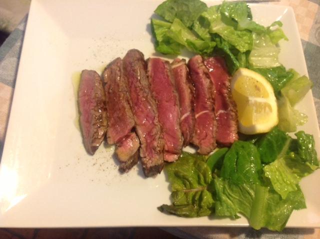 Florentiner Steak aus Lari - Macelleria Davide Balestri