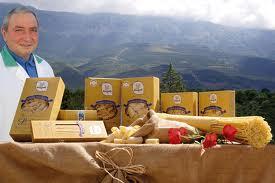 Fabrica de pastas Masciarelli. La pasta con el sabor de un tiempo