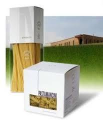 PASTIFICIO MANCINI Il grano duro cresce vicino al pastificio. È l'estremizzazione della filosofi a km 0