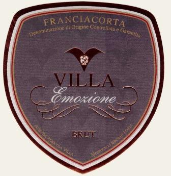 GAMBERO ROSSO: Drei Gläser für den Villa Franciacorta Emozione Brut Millesimato 2009