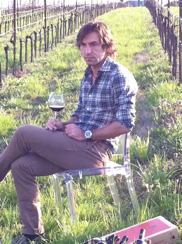 Pratum Coller - the wine estate of the Italian football player Andrea Pirlo: My Organic Wine