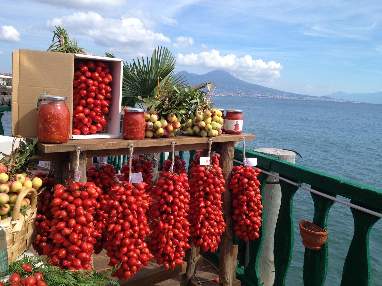 Pomodorino del Piennolo del Vesuvio DOP von Masseria dello Sbirro