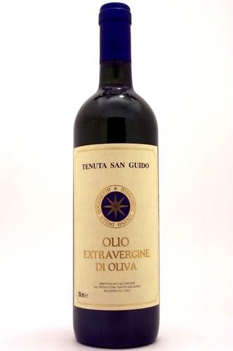 Natives Olivenöl Extra von der berühmten Tenuta San Guido