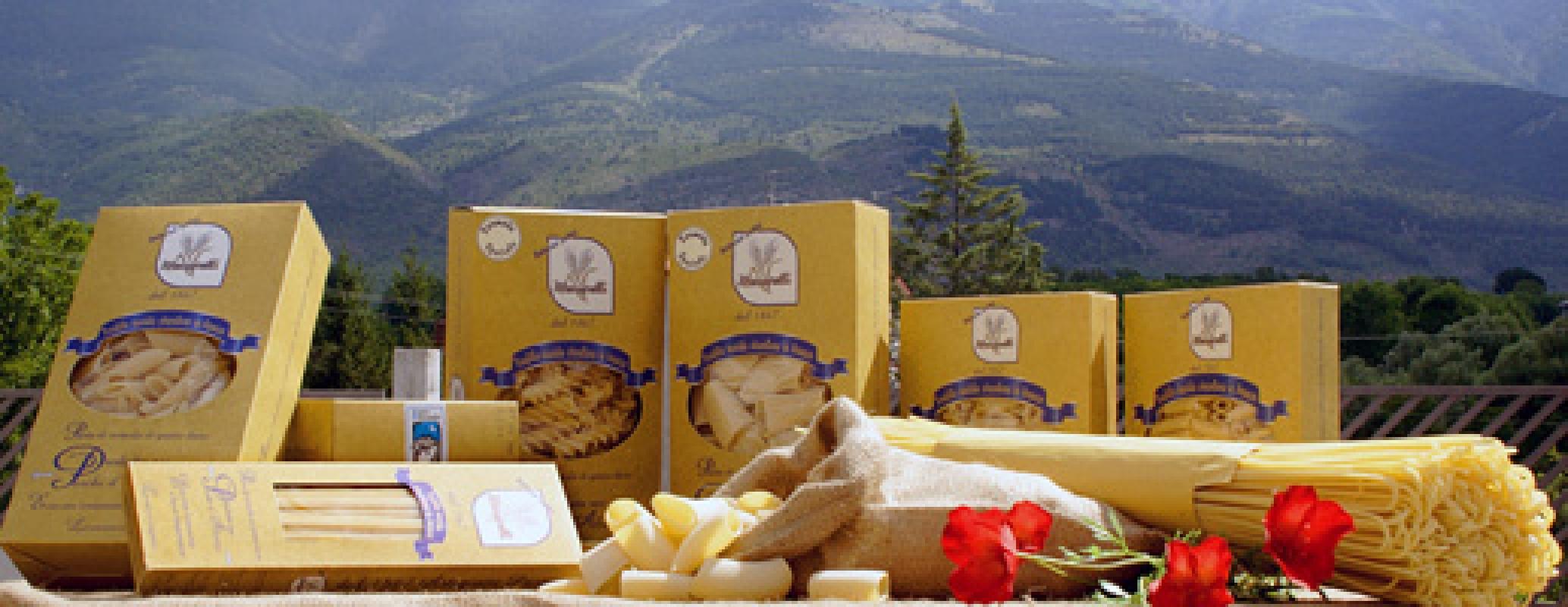 La fábrica de pasta Masciarelli, orgullo Teatino-aquilano