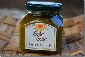 Pistazien-Pesto SoloSole - ein typisch sizilianisches Produkt