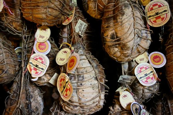 Culatello di Zibello DOP Spigaroli - Die Qualität der Wurstwaren beginnt beim Territorium