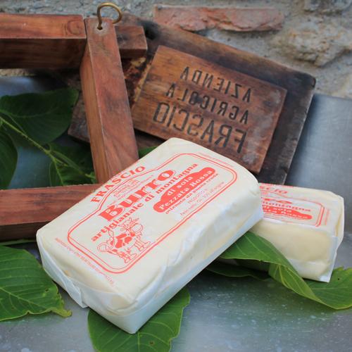 Burro di Pezzata Rossa e non solo … Azienda Agricola Frascio