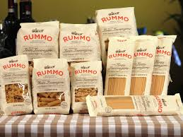 Pasta Rummo: Eine große Pasta braucht Zeit