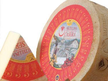 Casera Dop e Bitto i due formaggi valtellinesi per eccellenza