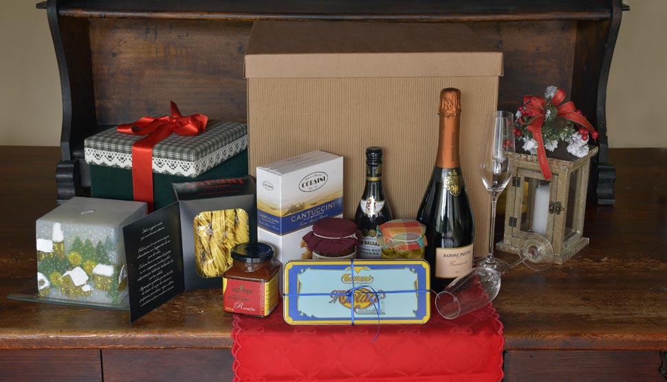 Now available Christmas packages and boxes!