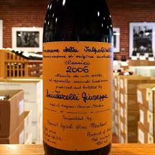 Selected offer for or customer: Amarone Valpolicella Quintarelli 2006