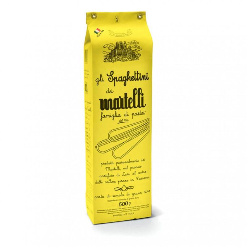 Gli spaghettini Martelli