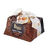 Pasticceria Filippi - Panettone al caramello salato
