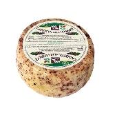 Caciotta latte misto bovino e ovino alle vinacce Valmetauro - Formaggi tre Valli